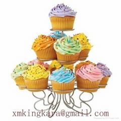 KingKara 13 Cup Cake Tree Stand, Cupcake Stand, Cup Cake Tree