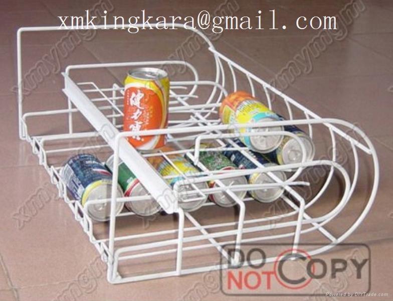 Kingkara Beverage Rack Can Food And Soda Racks 2