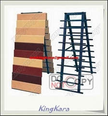 Metal Ceramic Tiles Display, Floor Tiles Display