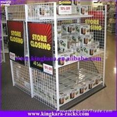KingKara supermarket display shelf