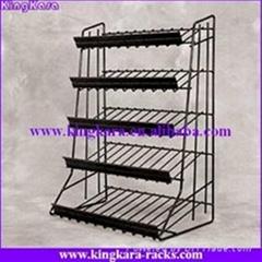 KingKara 5 tiers wire beverage stand