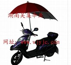 電動車遮陽傘電動車傘