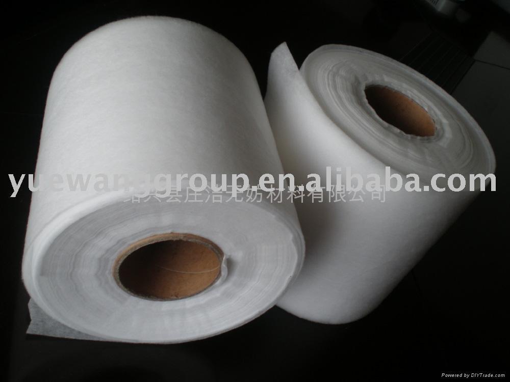 hot air through nonwovens fabric 1