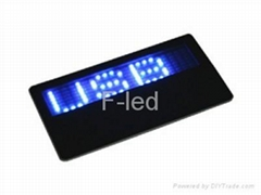 Led Name Badge EB