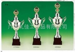 金屬獎杯2