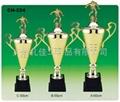 金属奖杯2 4