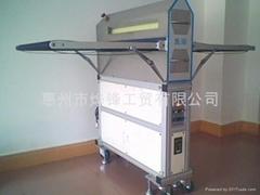 印刷線路板除塵除靜電版面清潔機
