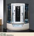 Steam showerroom