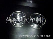 阻燃环保塑料茶蜡杯壳
