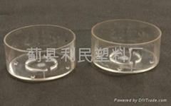 阻燃环保塑料茶蜡pc防火杯