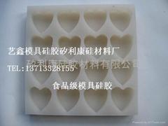 供應食品硅膠.巧克力模具硅膠.糖果硅膠.精彫油泥.工藝品模具