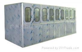 光學鏡片固化爐 1