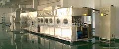 光學鏡片清洗強化生產線