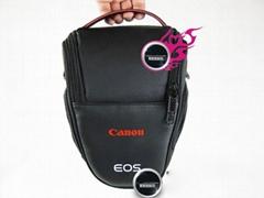 Camera Case Bag for Canon EOS 550D 400D 450D 500D 300D