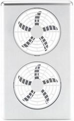 "6"" Portable Twin Fan (Svelte Version)"