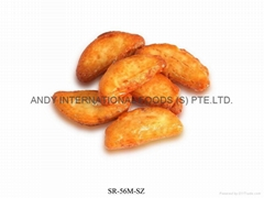 Kaki Rice Crackers