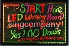 led writing board YGB68HG