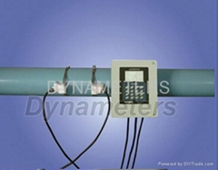 Series DMTFB Clamp-on Transit-time Flow Meters
