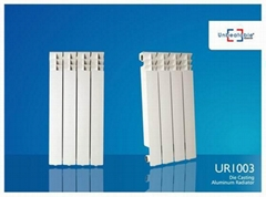 Die Casting Aluminum Radiator #UR1003