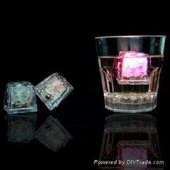 flash ice cube,ice cube ,ice block,promotion gift ,adertise gift