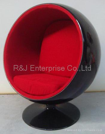 Ball chairround ball chairretro ball chair 1 & Ball chairround ball chairretro ball chair - RJ-C66 - no brand ...
