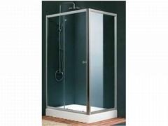 Rectangular shower enclosure EC82A