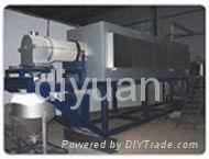 Rotary calcining furnace