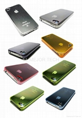 iPhone 4 PC hard case (0.8mm 8g, 3H hard coating)