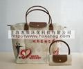 上海折疊包袋購物牛津冰原生產