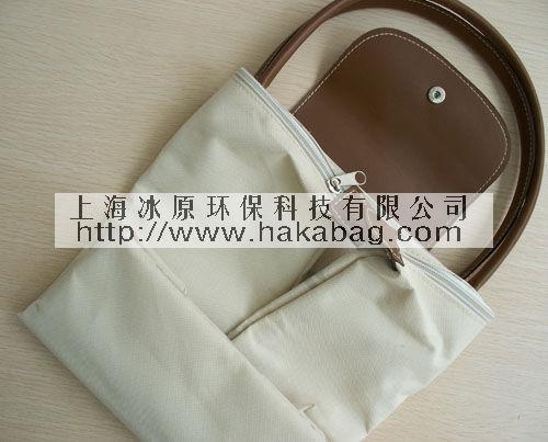 上海折疊包袋購物牛津冰原生產 hb242 2