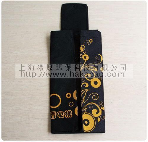 上海無紡布環保購物袋可折疊冰原生產 hb232 2