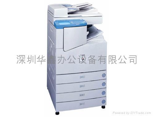 深圳佳能複印機批發零售 2
