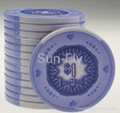 Spaydz Ceramic Poker Chips