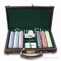 Poker chips of 300pcs set 1