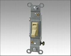 Sell 15A 125VAC 3-way TOGGLE SWITCH (UL FILE NO. E239921)