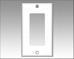 Sell 1GANG WALL PLATE  (UL FILE NO. E247613)