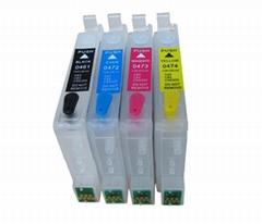 Refillable Inkjet Cartridges