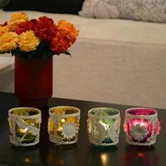 Glass Candle Holder,Votive Candle Holder,Tea Light Candle Holder