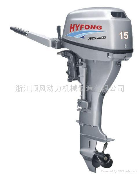 9 9hp 15hp 4 Stroke Outboard Engine Sf F9 9bml Hyfong