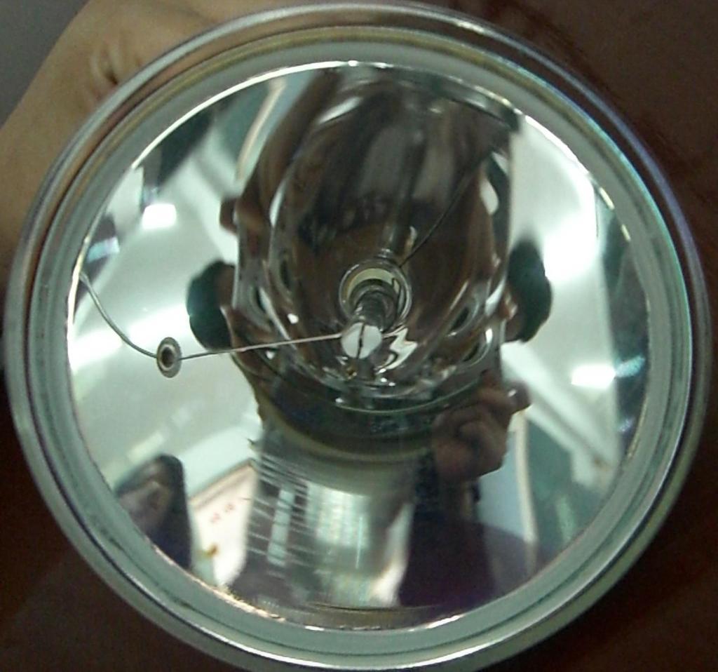 欧司朗直投大屏幕灯泡 2