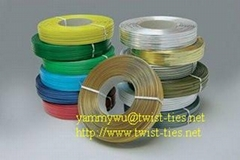 double wire twist ties for food packaging