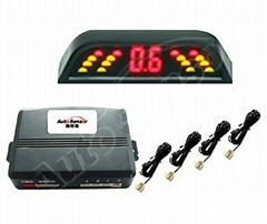 Car Parking Sensor with Color LED Digital Display ATT-037-2