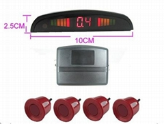 Car Parking Sensor with Color LED Digital Display ATT-068