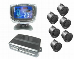 Car LCD Parking Sensor System with Direction Indicator ATT-078