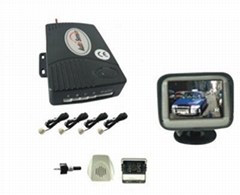 Car LCD Video Parking Sensor with Direction Indicator ATT-041