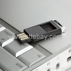 Mini PVC USB flash drives OEM ATT-U034