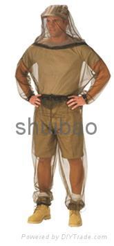 mosquito net jacket/pant 1