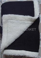 berber Fleece blanket