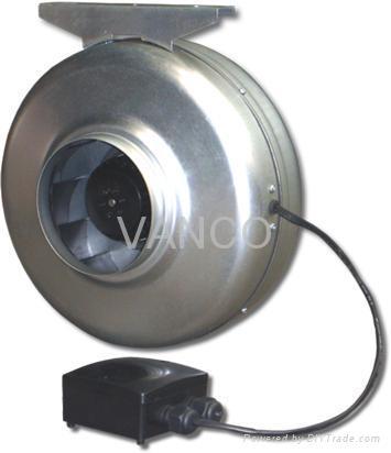 in line duct fan 1