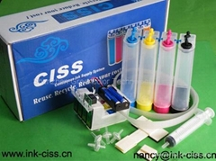 New CISS for T25 TX125 TX420 TX120